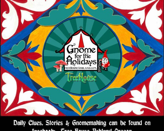 Play our Gnome for the Holidays StoryGame