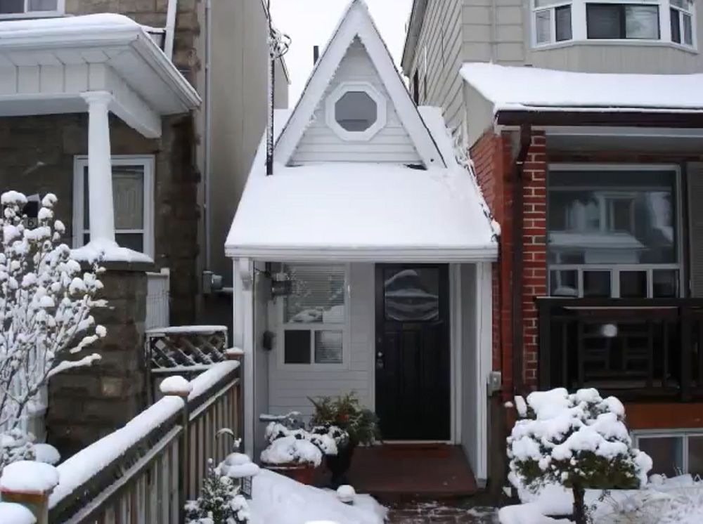 10 Of The Smallest Homes In The World