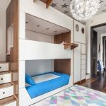 Here S A Clever Triple Bunk Bed For Three Kids In Brooklyn