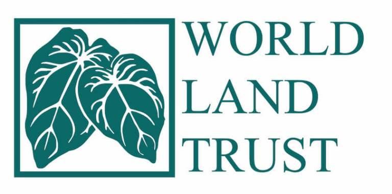 World Land Trust logo - over 25 years of habitat protection