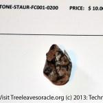 Staurolite: Small Sized Fairy Crosses or Stones