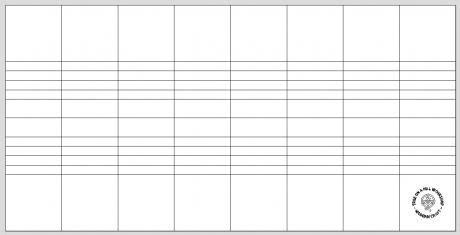 4x8 grid example