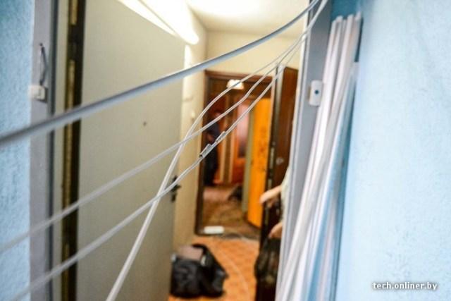 Провода в квартире