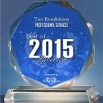 2015 Best of Riverton Award