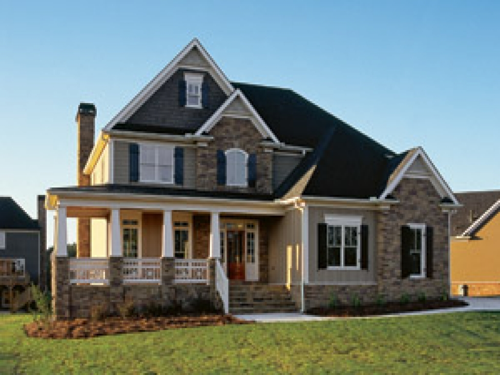 Country House Plans 2 Story Home Country House Plans With