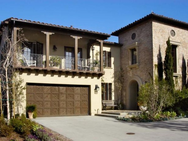 Beautiful Homes with TwoStory Balcony Two Story