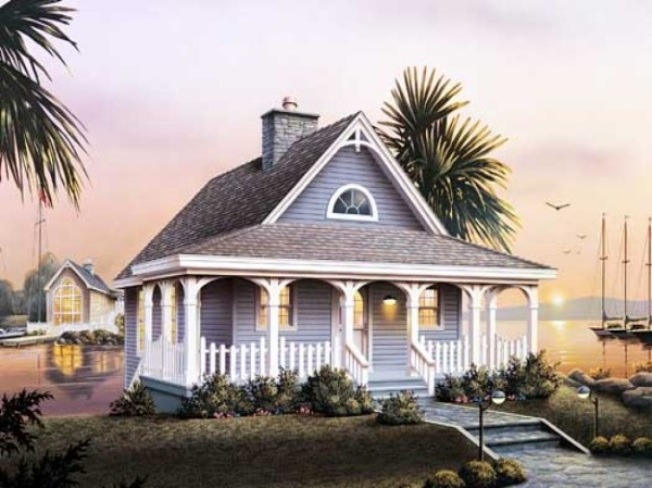 2 Bedroom Cottage Style House Plans Beach Cottage Style