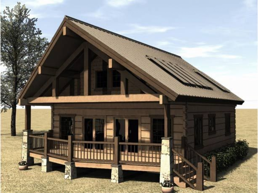Lake Cabin House Plans Cabin House Plans With Porches