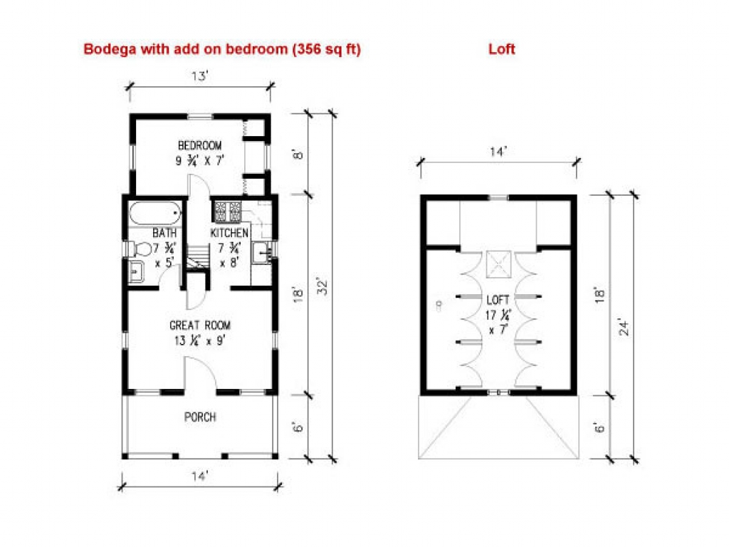 Rental Small House Floor Plans Small House Plan Ideas