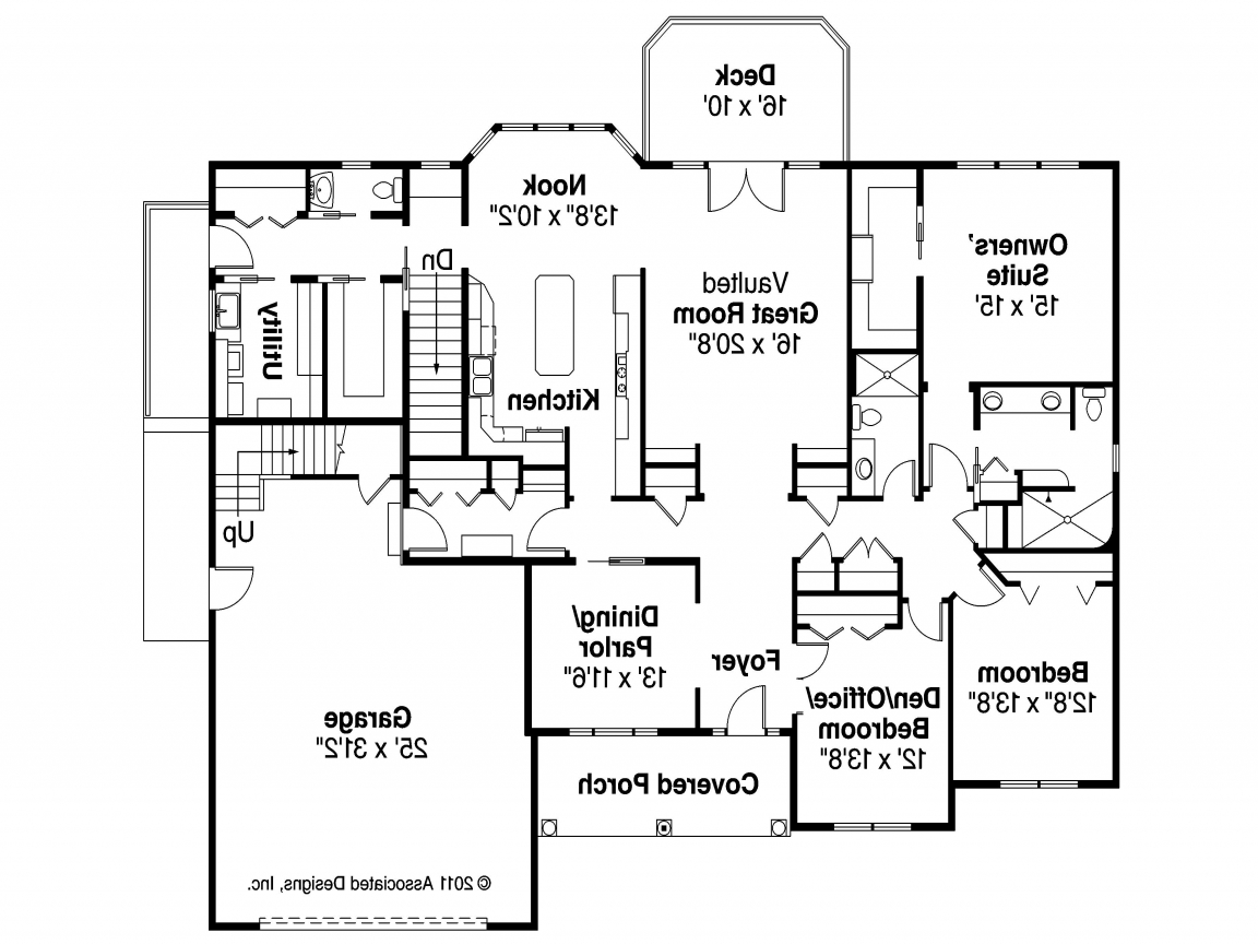 Modern 4 Bedroom House Plans Simple 4 Bedroom House Plans