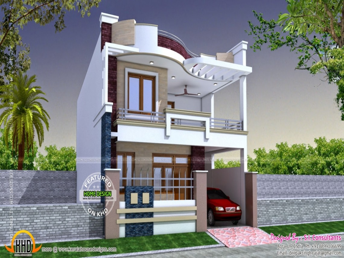 Modern Bungalow House Designs Philippines Modern Indian ...