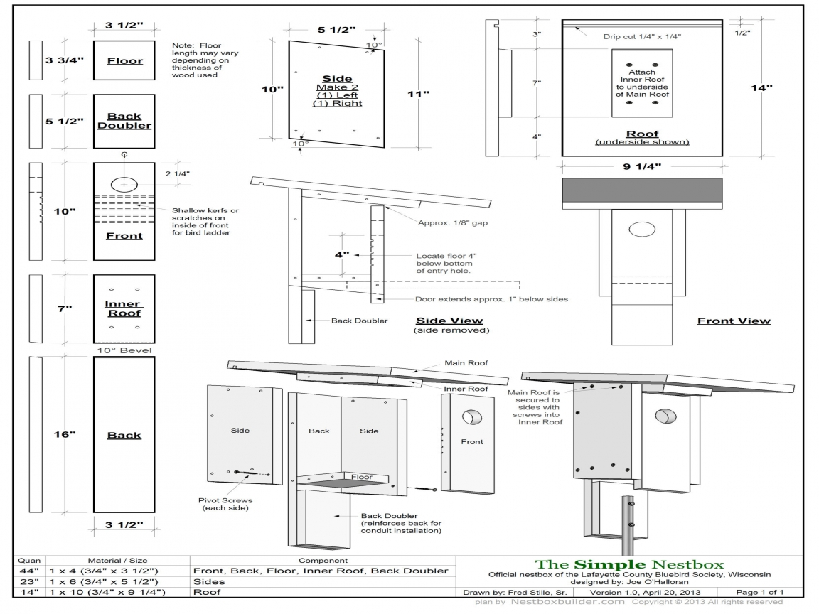 Simple Bluebird House Plans Caribbean Style House Plans