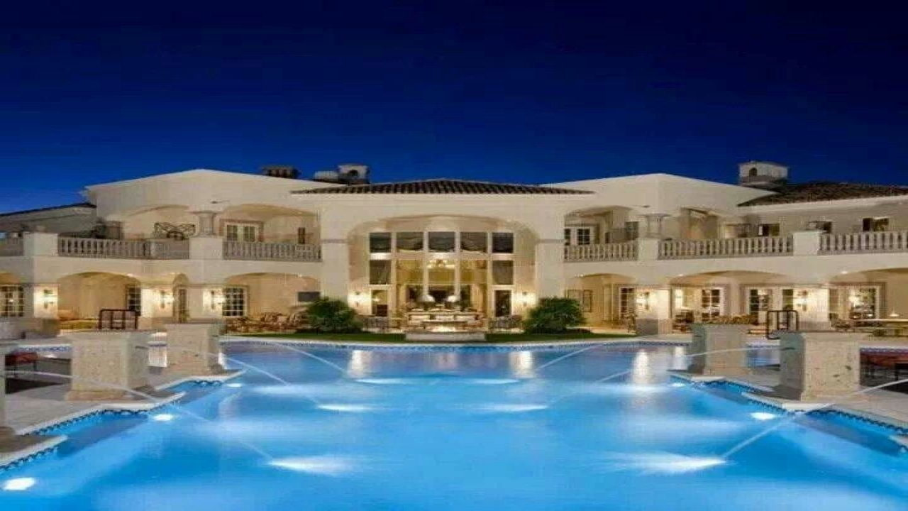 Dream Mansions With Pools Luxury Mansions With Pool Beautiful Dream Homes