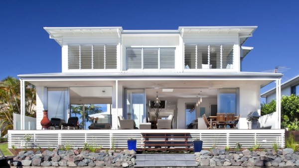 Affordable Beachfront Homes in Florida Airy beachfront
