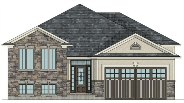 Raised Bungalow House Plans Country Bungalow House Plans