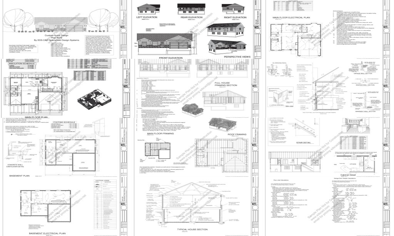 Free Monitor Barn Plans Monitor Pole Barn Blueprints Complete House Plans Download