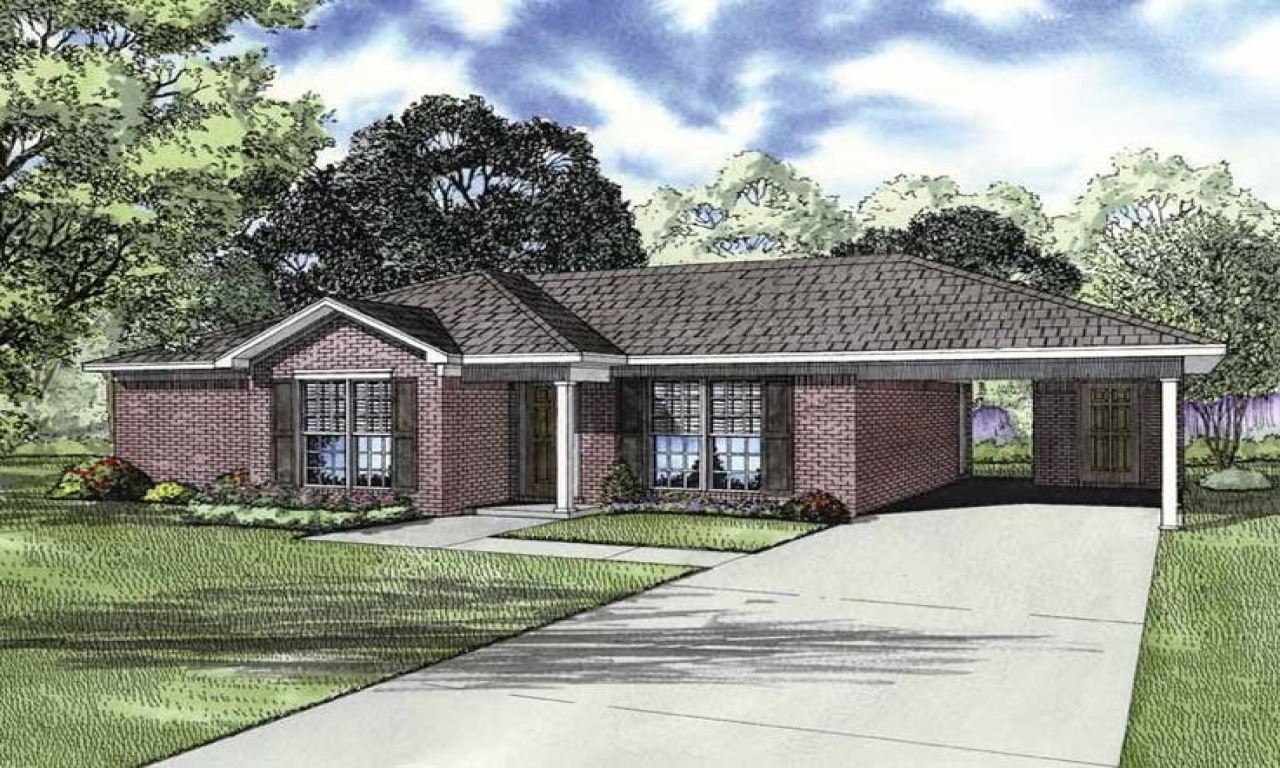 Two Story Country House Plans