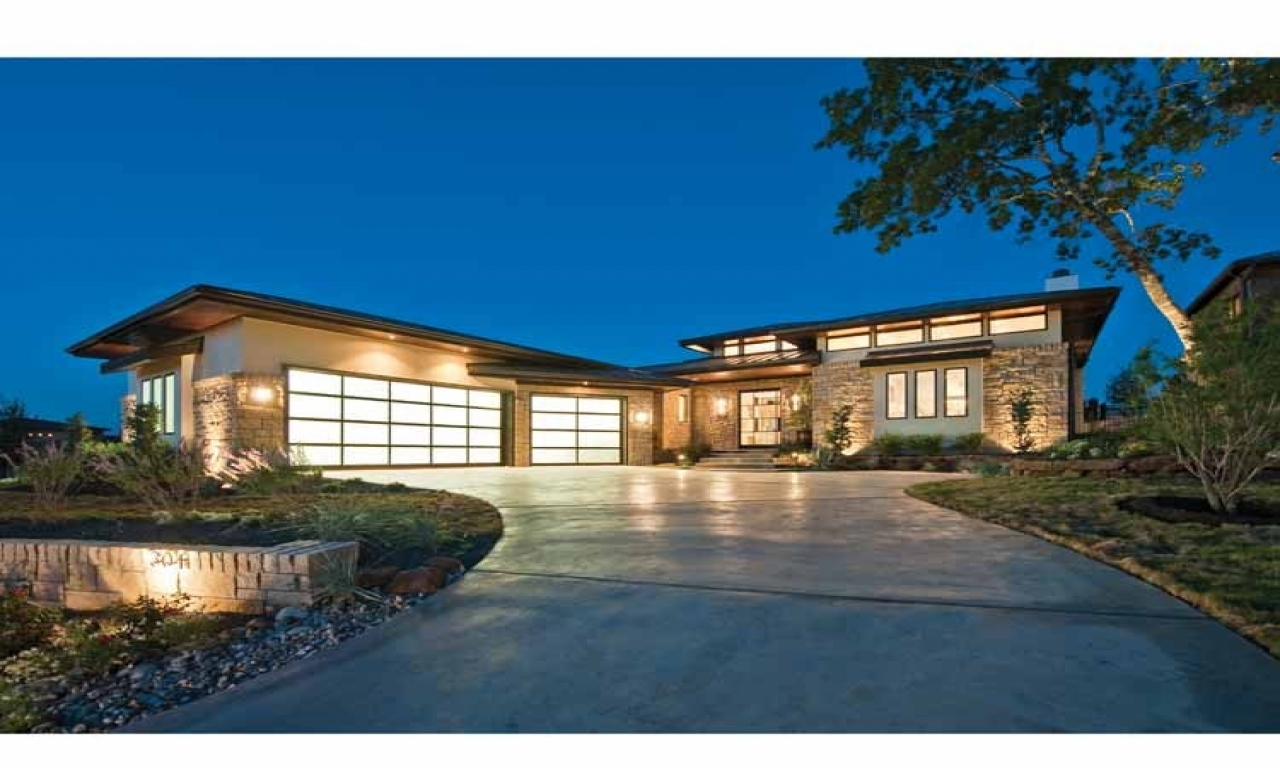 Modern Ranch Style House Plans Contemporary Ranch Style
