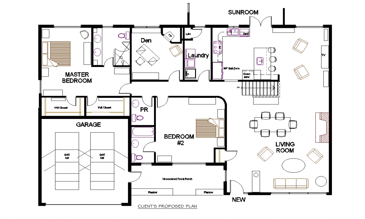 Small House Wiring Diagram