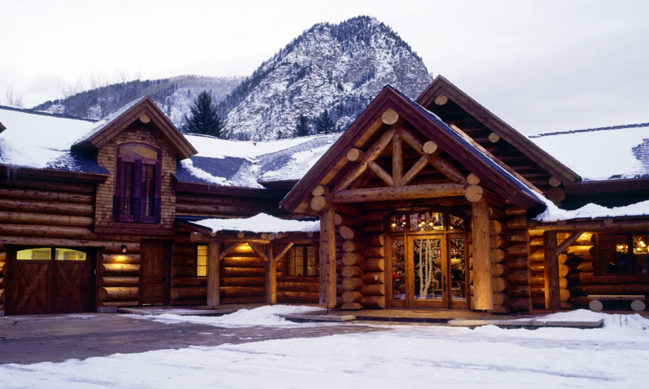 Cool Log Cabin Homes Log Cabin Architecture Residential Log Cabin Architects