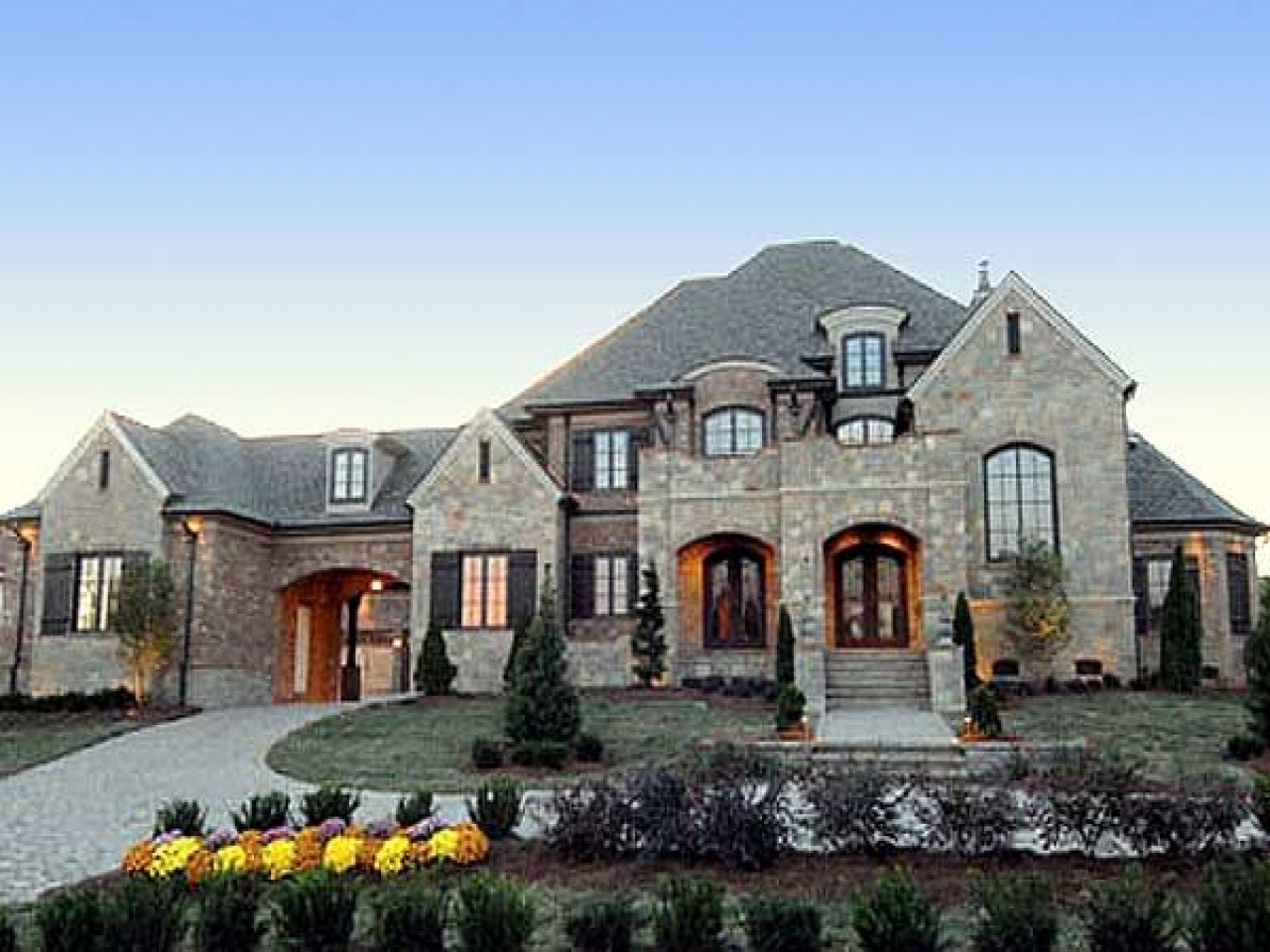 Luxury Tudor Homes French Country Luxury Home Designs