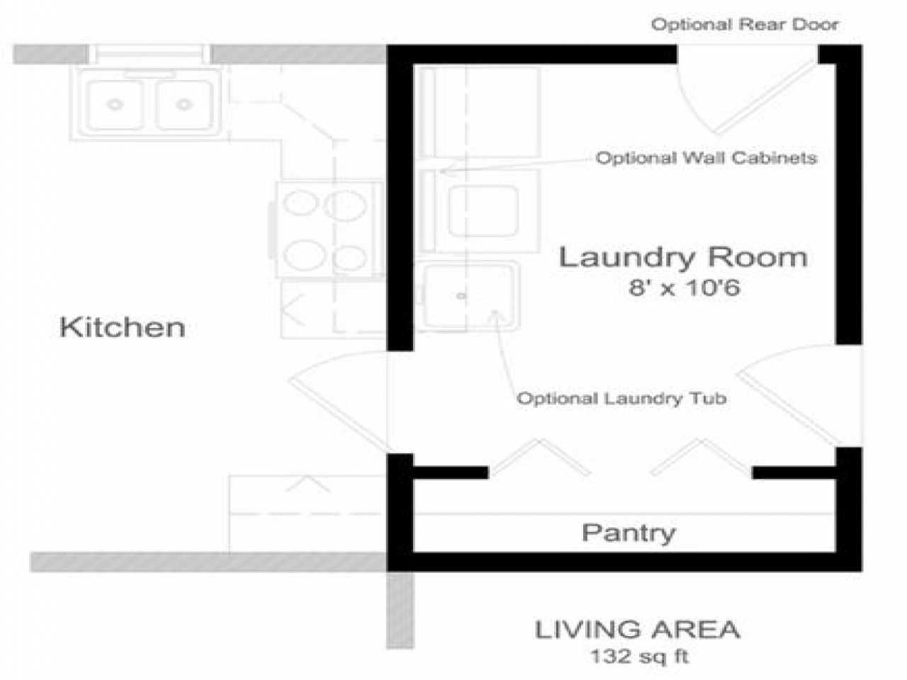 laundry room floor plans small laundry room design custom on small laundry room floor plans id=29575