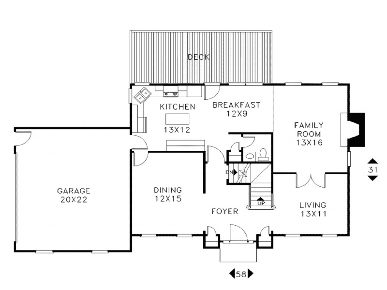 Two Story House Plan Unique Two Story House Plans 2