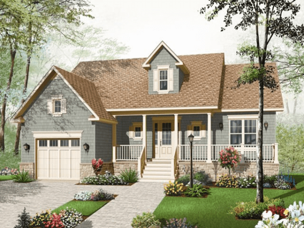 Small Country Bungalow House Plans Modern Bungalow House