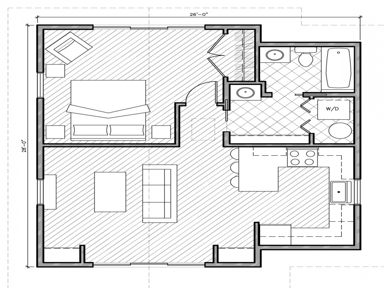 Cottages Under Square Feet Square Feet House Plans With House Plans Under Sq Ft