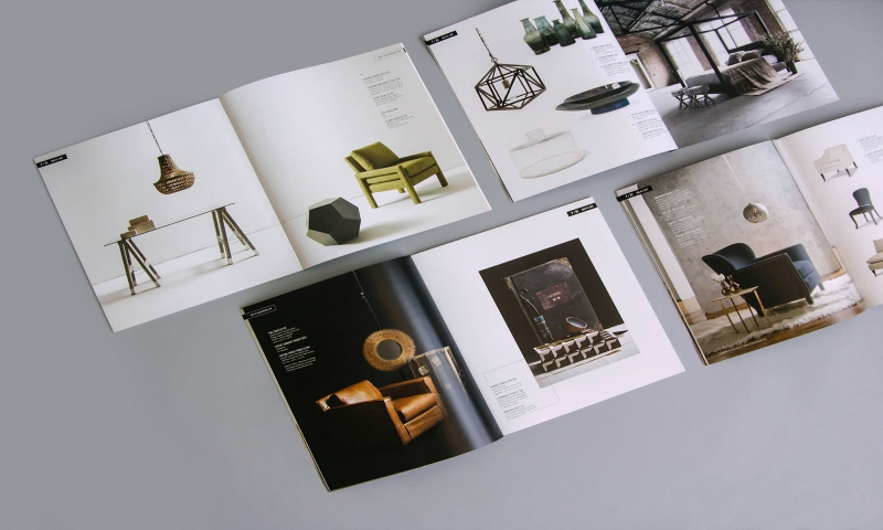 Mail Order Catalogs Home Decor
