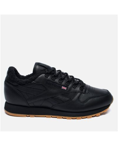Мужские кроссовки Reebok Classic Leather Sherpa TS AR3505