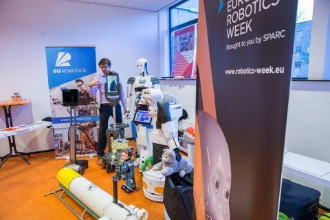 Robot domestici Sant'Anna
