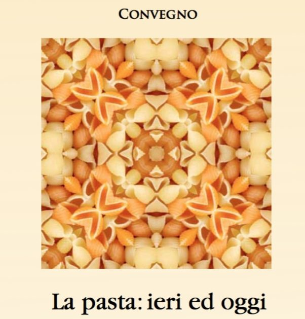 Ristoceutica al congresso sulla pasta italiana – 26 Novembre – Auditorium Giuseppe Toniolo, Pisa