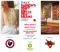 Lebole Gioielli- Vogue Fashion's Night