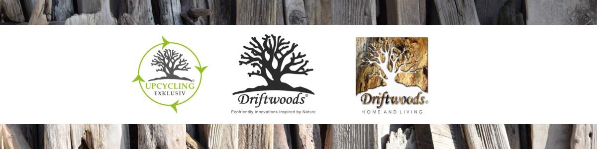 Produktkategorie Logo-Banner Driftwoods
