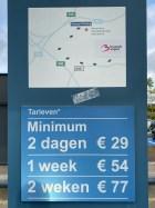 Brussel parkeren