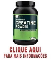 creatina optimum nutrition on