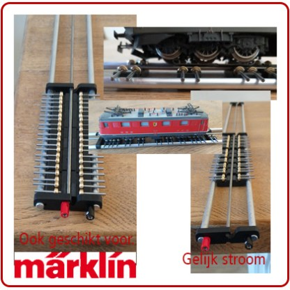 Product afbeelding KPF-zeller RS-H0-Maxi Rollenbank
