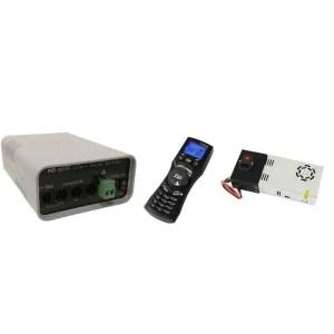 Product Mzspro Digitale centrale met Roco Wlan mouse en Voeding.