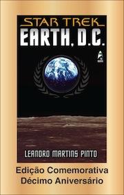 Capa de Earth DC