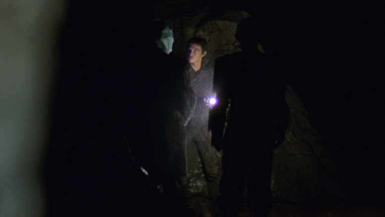 T'Pol com alienígenas Strange New World