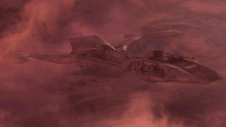 Nave klingon Enterprise