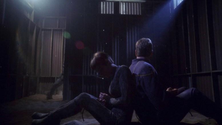Archer e T'Pol sequestrados em Shadows of P'Jem