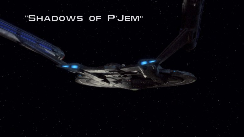 Title Card - Shadows of P'Jem