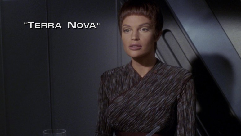 Title Card, Terra Nova Enterprise