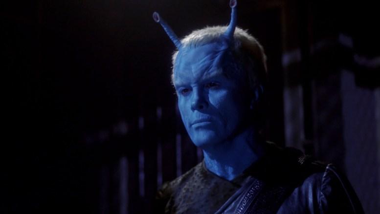 Jeffrey Combs como Shran