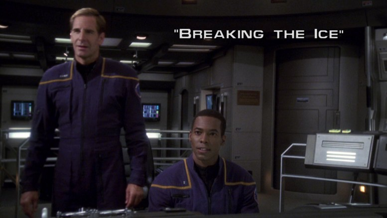 Title Card Breaking the Ice - Enterprise