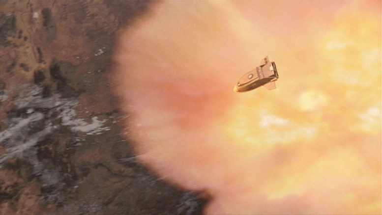 Shockwave, part I - Enterprise
