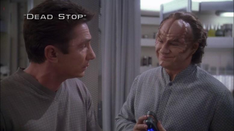 """Title Card Enterprise """"Dead Stop"""""""