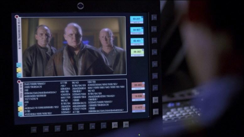 Alienígenas solicitando abrigo na Enterprise